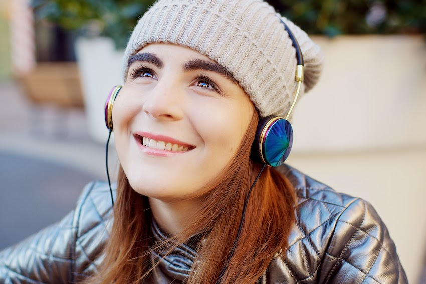 irene buffa for frends taylor oil slick headphones must have