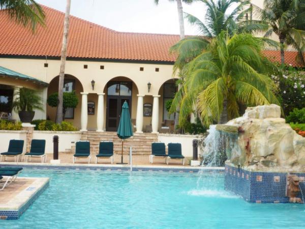 Aruba Teirra Del Sol Country Club Golf Spa Resort