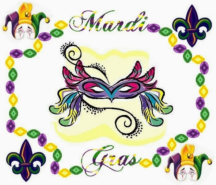 Latest Free Online Happy Mardi Gras Wishes Greetings eCards Free Downloads