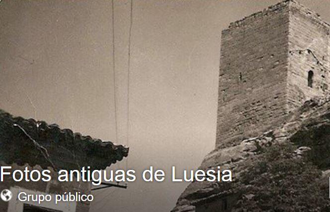 Fotos antiguas de Luesia