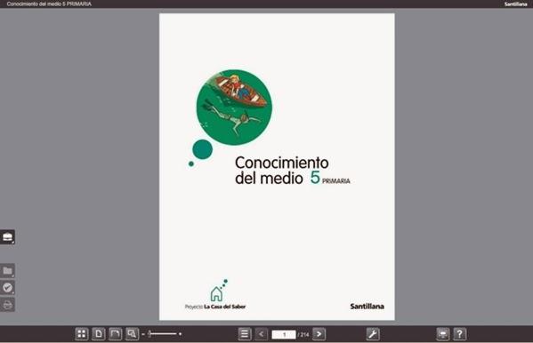 Mochila Digital Atalaya: LibroMedia Santillana. Conocimiento del ...