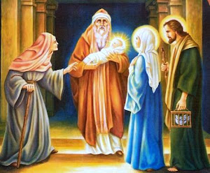 THE CHRISTMAS SEASON ends on 2nd February Feast of the Presentation of the Baby Jesus in the Temple