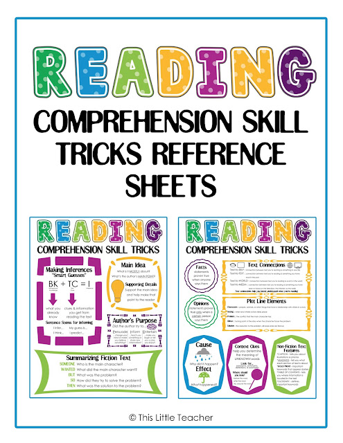 thesis on reading comprehension