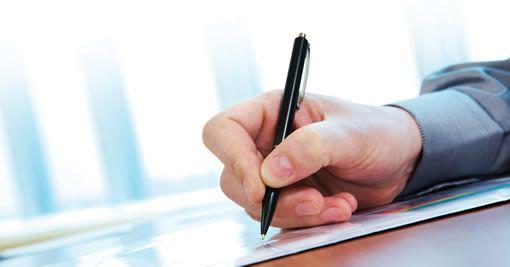 Definição de contrato de trabalho entre patrão e empregado