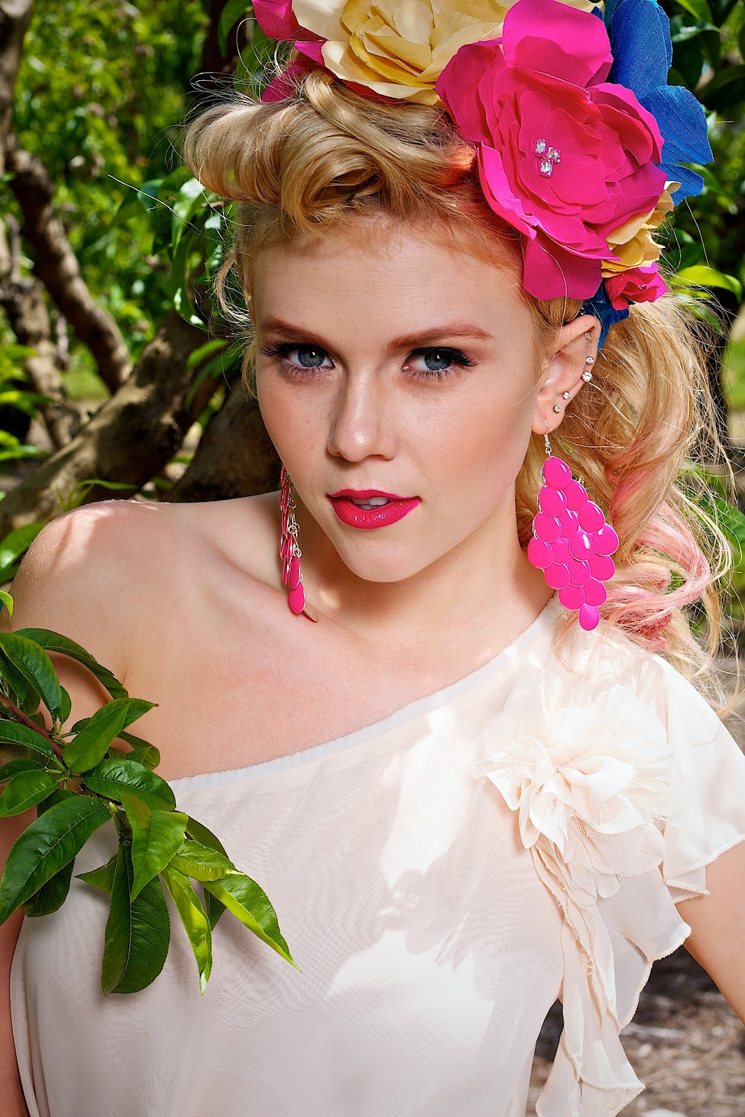 ls models pleasure Faces of Spring: Part 2