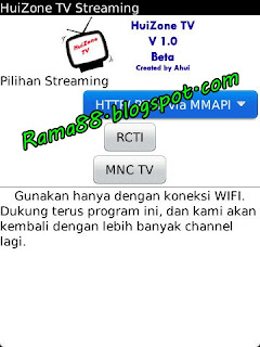 Cara Nonton TV di BlackBerry | Aplikasi TV di BlackBerry
