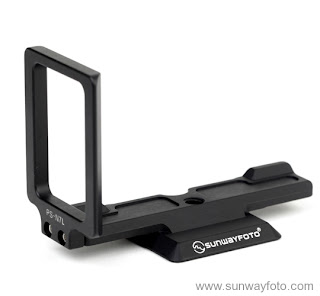 Sunwayfoto PSL-N7 specific L bracket for SONY NEX-7