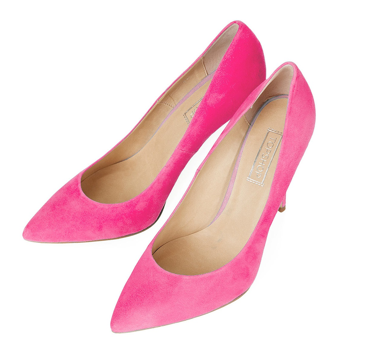 Want to add some sass to that basic black dress or that slimming pair of skinny jeans? Shop Macy's today and see the stunning assortment of Designer Pink Pumps, including Women's Pink Pumps and Junior's Pink Pumps.