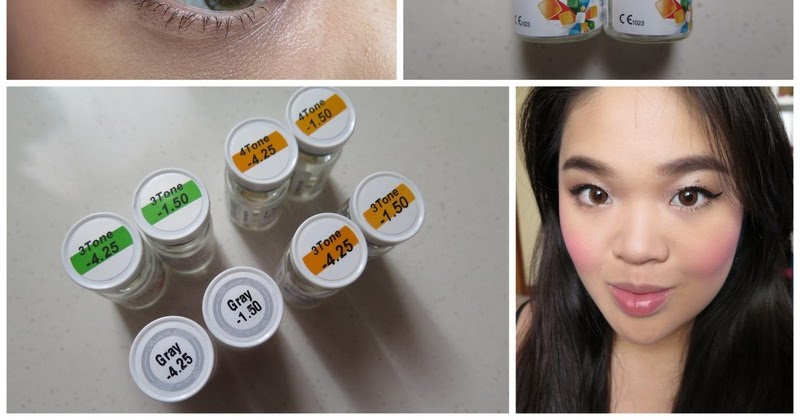 Natural Looking Colored Contact Lenses For Brown Eyes