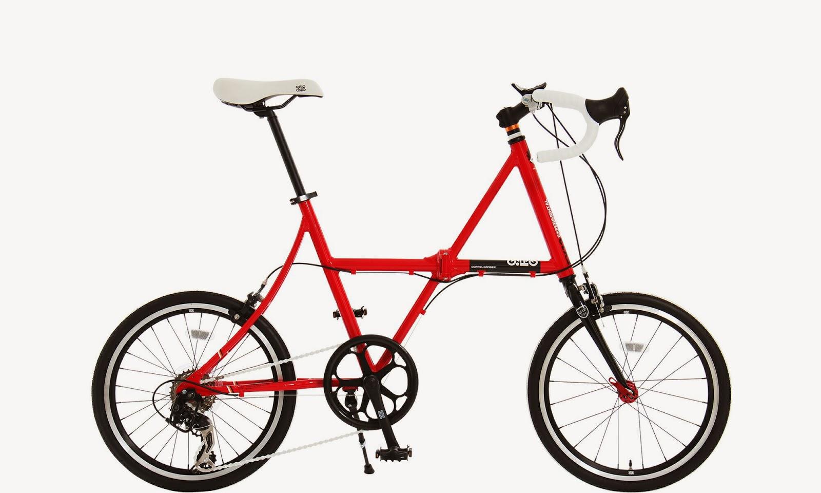 自転車の 自転車 軽量 : Doppelganger Folding Bike