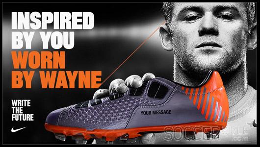 Wayne rooney endorsement deals