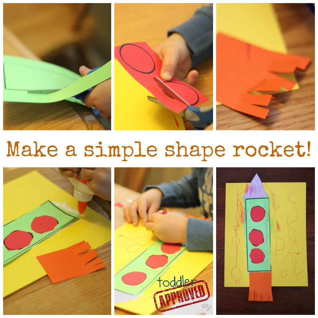 This craft is a great way to