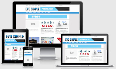 evo-simple-responsive-Blogger-template