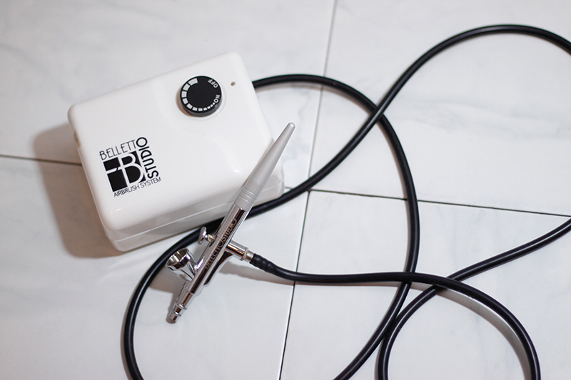 belletto studio airbrush system