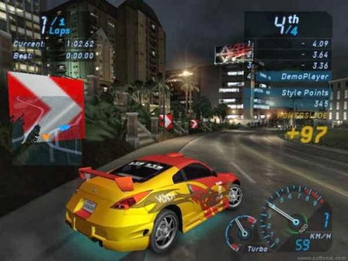 need for speed underground 1 crack free download