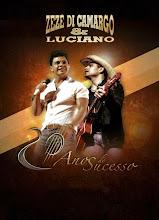 DVD Zezé Di Camargo e Luciano - 20 Anos de Sucesso