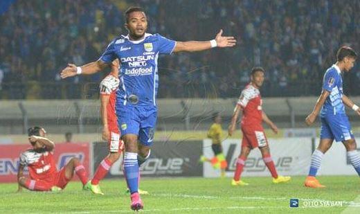 Video Gol Persib Bandung vs Martapura FC 4-0