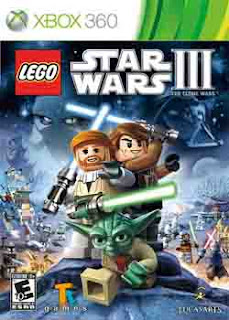 legook Download   Jogo Lego Star Wars III The Clone Wars XBOX360 MARVEL (2011)
