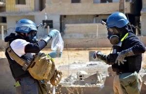 Senjata Kimia Gelombang Pertama Berhasil Diangkut Keluar dari Suriah