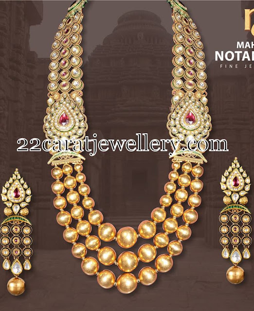 Kundan Set by Nootandas Jewellers