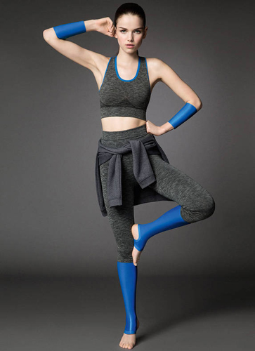ropa de deporte mujer Benetton