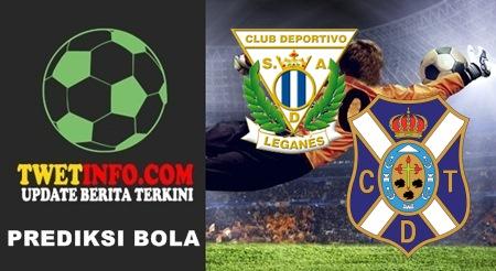 Prediksi Leganes vs Tenerife, Copa del Rey 10-09-2015