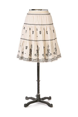 Anthropologie First Impression Skirt