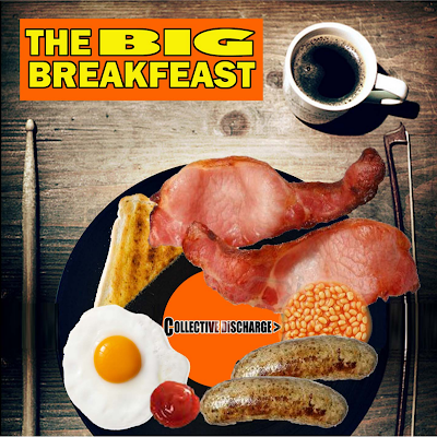 Collective Discharge - The Big Break Feast