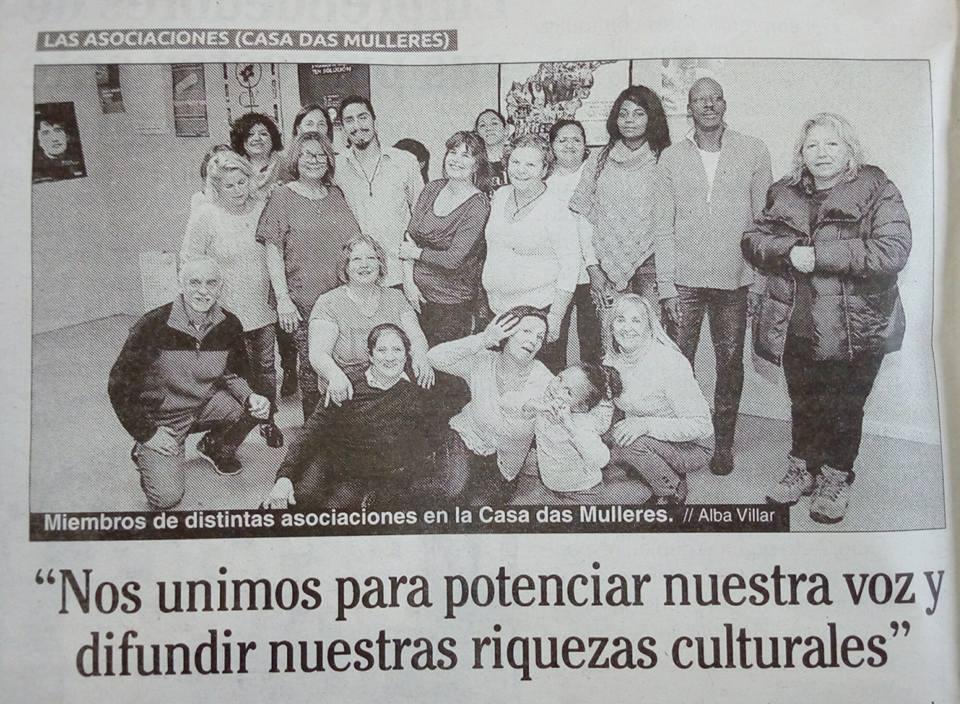 Salimos en el Periodico !!!