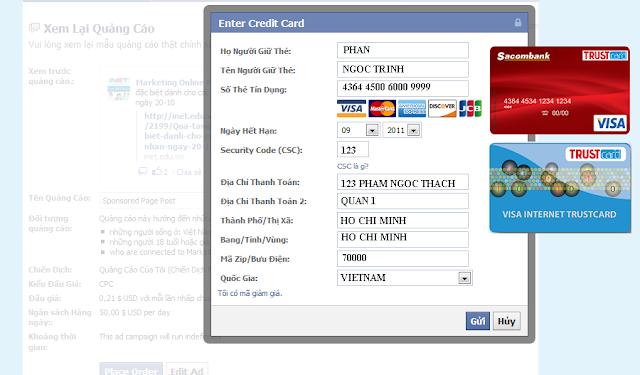 Hướng dẫn cách đăng quảng cáo online trên Facebook hiệu quả