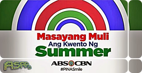 ABS-CBN 2014 Summer Station ID Video Launch on ASAP 19 (March 30)