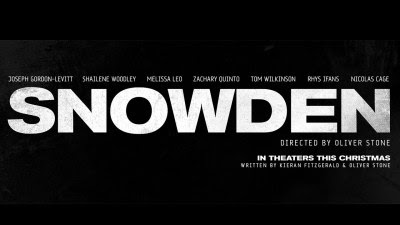 Snowden (Movie) - Teaser Trailer - Picture of Title