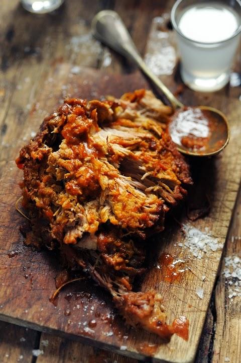 Le plus redoutable des cochons serait aussi le plus fondant ? Irrésistible pulled pork à la ginger beer au menu !!!