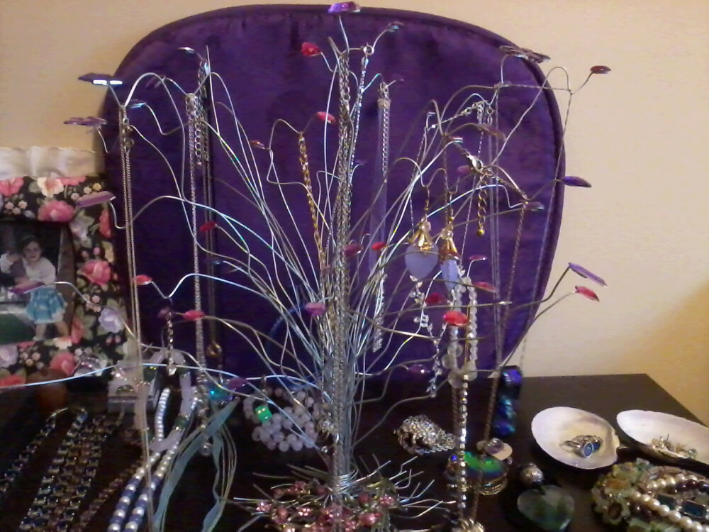 Make Your Own Wire Tree of Life Sculpture