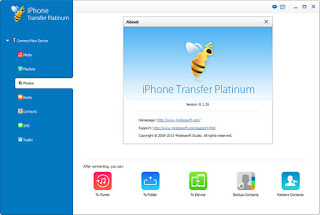 4Videosoft iPhone Transfer Platinum Portable
