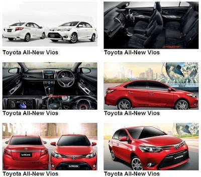 Intip Detail Toyota All-New Vios