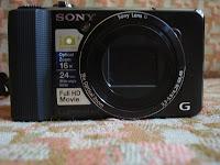 Sony DSC-HX9V