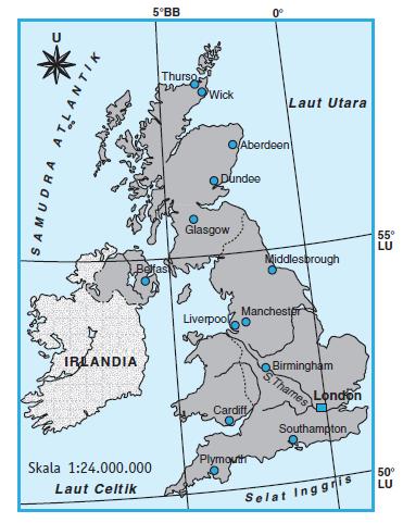 profil negara Inggris