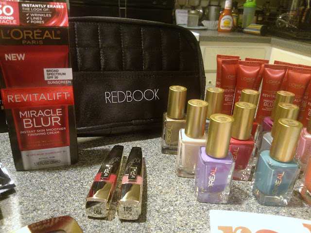 REDBOOK + L&#8217;Oral Paris Happy Hour House Party