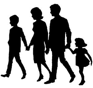 family social institution The family is the basic social institution in the society it functions as the basic unit which produces future generations and provides love and affection to the children.