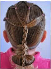 party hairstyles little girls