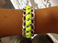BRACCIALI con CATENA
