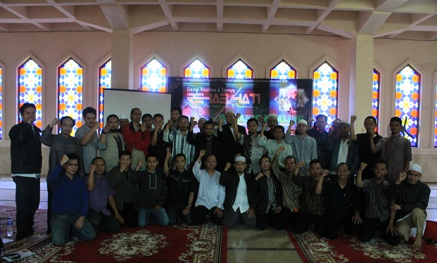 TRAINING QURANIC HEALING ANGKATAN KE V (LIMA)