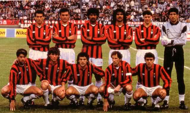 AC Milan The Dream Team