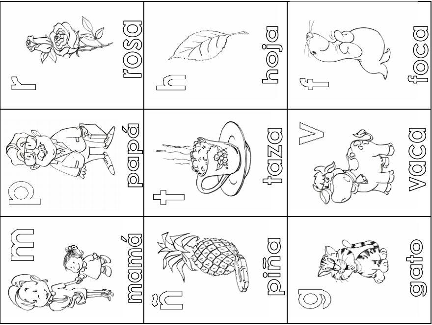 Perfecto Alfabeto Imprimible Para Colorear Páginas Para Niños ...