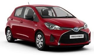 Harga Toyota Yaris Hybrid Active dan Sport