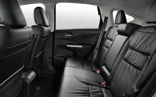 2013 Honda CR-V Interior