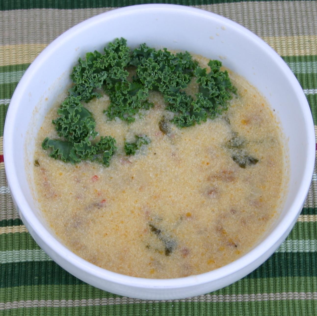 Tales Of A Trophy Wife Italian Soup Update