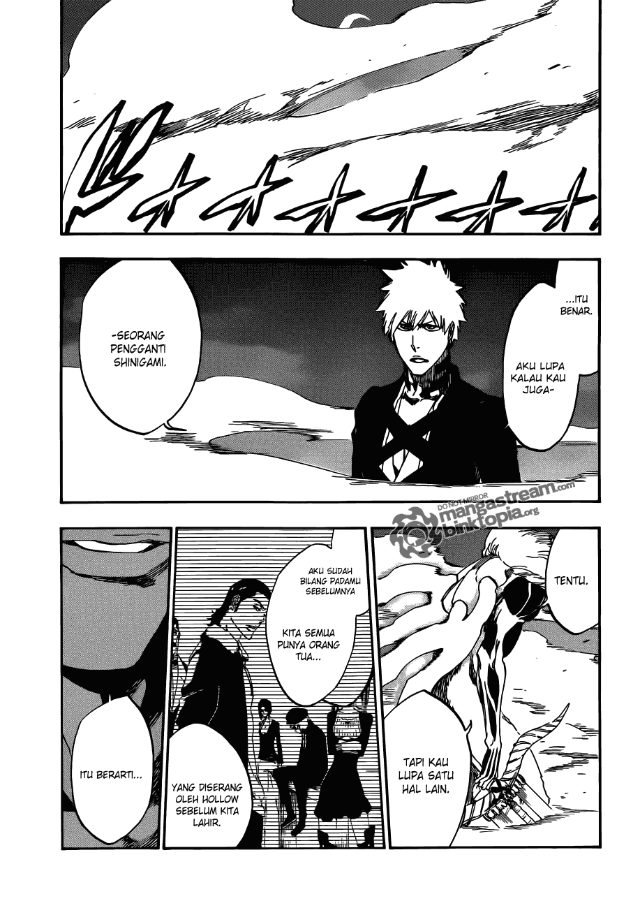 Page01 Bleach 476   Lost