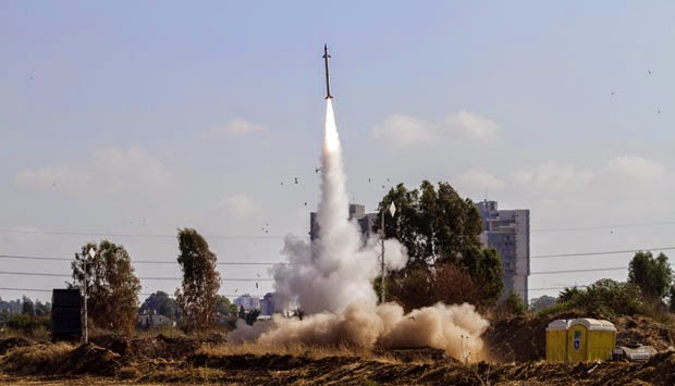 Iron Dome: Pertahanan Anti Rudal Israel